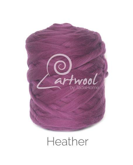Heather 100% Merino Yarn Wool Giant Chunky Extreme Big Arm Knitting 1 kg