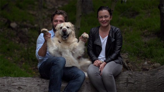 """Mark, Kona and Bree from """"Savour Every Moment"""" by Keith Hopkin"""