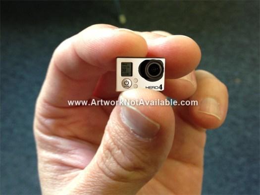 GoPro Hero4 Prototype