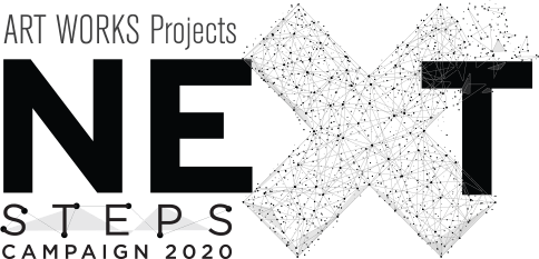 ART WORKS Projects | The Next Steps Campaign: 2020