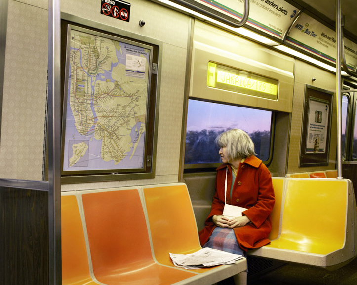 Subway window