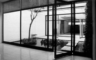The Rockefeller Guest House, New York, 1950