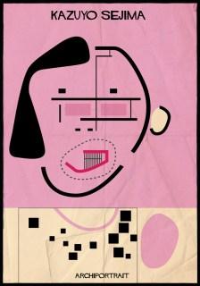 Federico Babina - Archi Portrait - Kazuyo Sejima