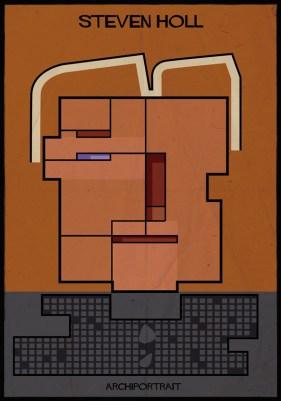 Federico Babina - Archi Portrait - Steven Holl