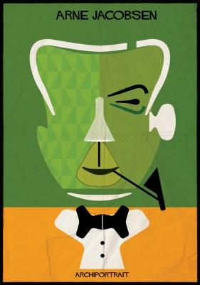 Federico Babina - Archi Portrait - Arne Jacobsen