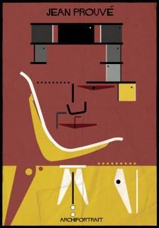 Federico Babina - Archi Portrait - Jean Prouv