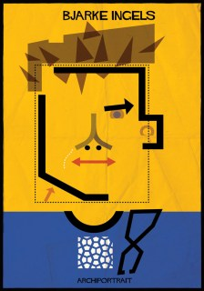 Federico Babina - Archi Portrait - Bjarke Ingels