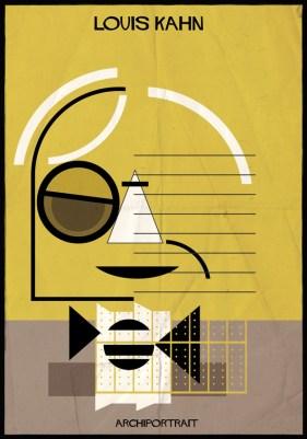 Federico Babina - Archi Portrait - Louis Kahn