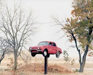 Car as Sculpture
