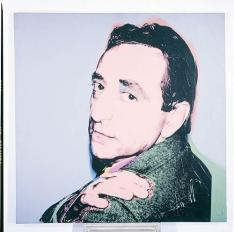 Lucio Amelio - Andy Warhol