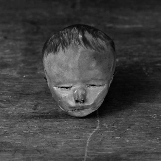 Baby Head - Arne Svenson
