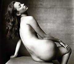 Irving Penn - Kate Moss
