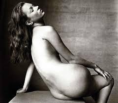 Irving Penn - Kate Moss