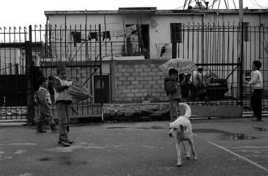 Alberico Mattei - Scuola di Breglumas, periferia di Tirana , Albania, 2007
