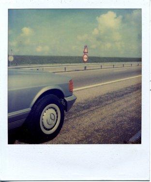 Christopher Makos - Polaroid