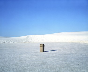 white sands . new mexico