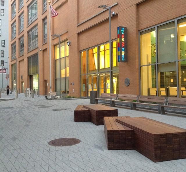 8 Spruce St Beekman Plaza