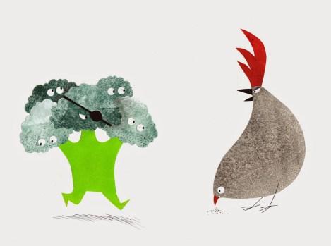 Chicken Broccoli - Alice Beniero