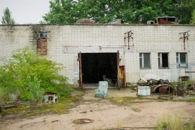 Chernobyl Hidden From View