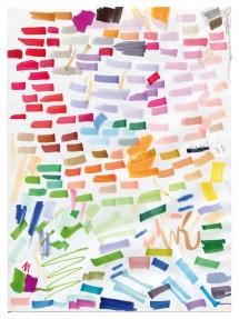 Chiara Capellini - Color testers