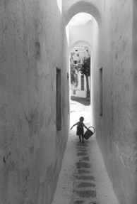 David Seymour - Mykonos, Greece (1951)