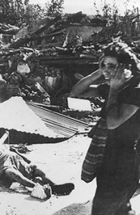 The worst earthquake of modern Greek history. Zante (1953)