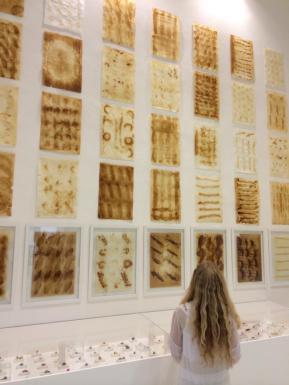 Waste collection #1 #2 #3 di Chiara Capellini - Triennale di Milano 2014. ph. Marco Passoni-Verso