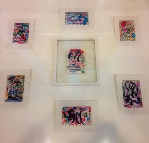 Waste collection #1 #2 #3 di Chiara Capellini - Triennale di Milano 2014...