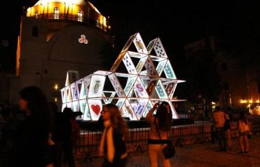 Oge Creative Group - House of cards, Jerusalem