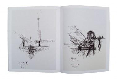 Claude Parent - Drawing