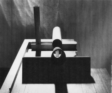 Claude Parent - Model