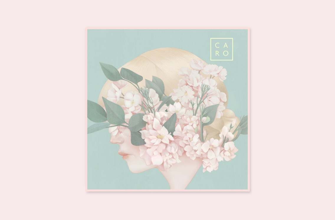 Caro Album Cover - Hsiao-Ron Cheng