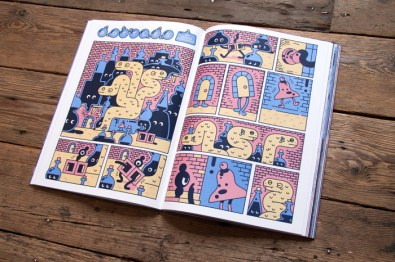 Nobrow 9: It's Oh So Quiet