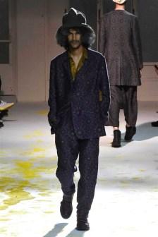 Yohji Yamamoto Spring/Summer 2015