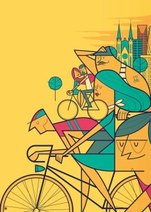 Ale Giorgini - Sao Paulo pedalar