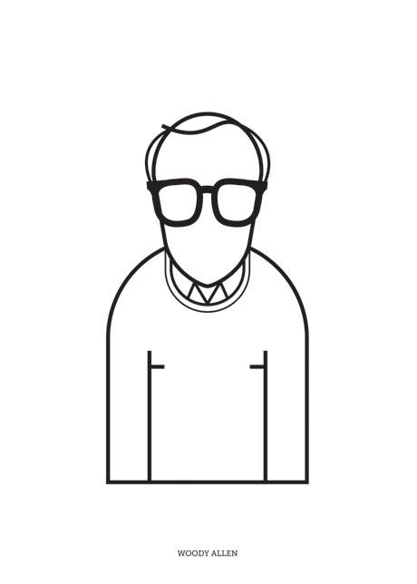Ale Giorgini - Woody Allen