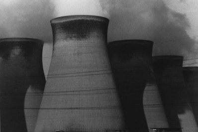 David Lynch - Untitled England - Late 1980s/Early 1990s - Collection of the artist
