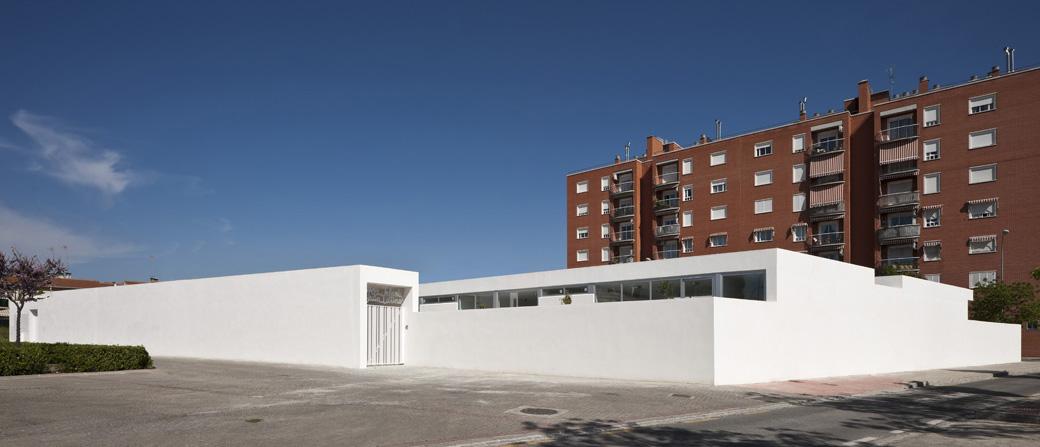 Escuela infantil en la Chana, Granada