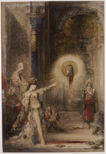 Gustave Moreau - L'Apparition, 1876