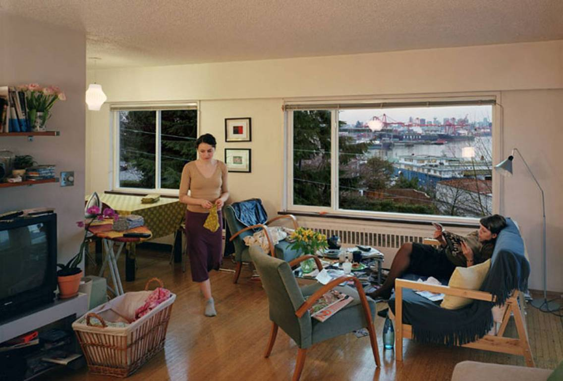 A View from an Apartment - Jeff Wall