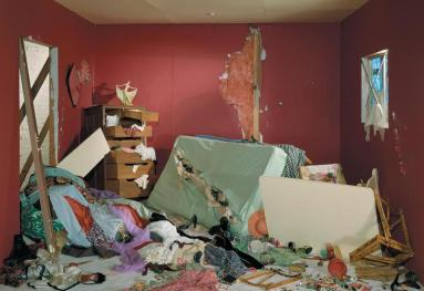 Jeff Mill - Destroyed room