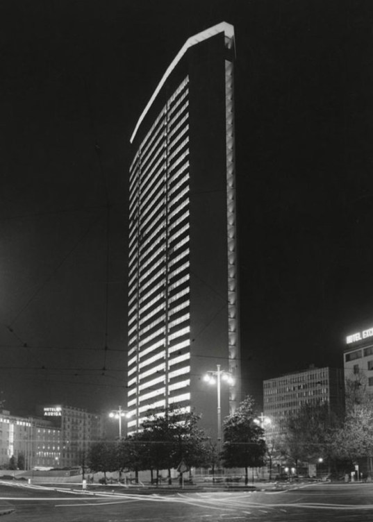 Gio Ponti - Grattacielo Pirelli