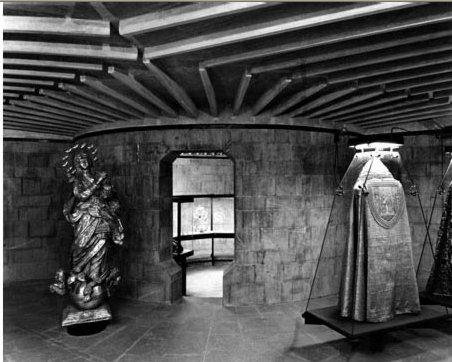 Franco Albini - Museo del Tesoro di San Lorenzo