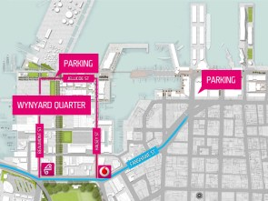 Your Waterfront Auckland map