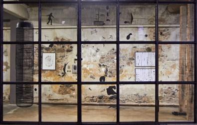 Atipografia - Andrea Bianconi - Allestimento Tunnel City