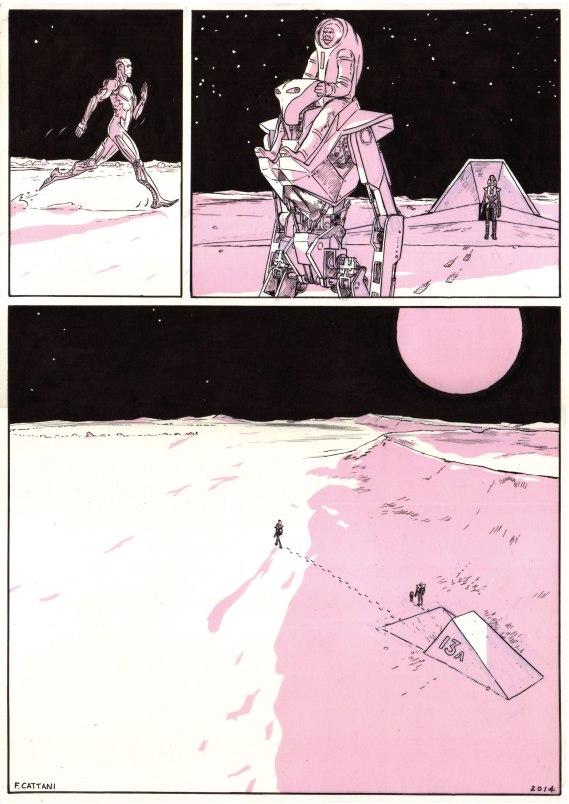 Cattani Francesco - Asimov - Io robot