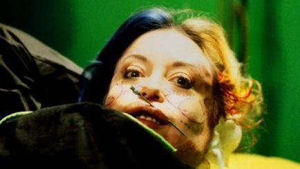 Orlan durante l'operazione
