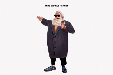 Joint London - Designer Santa