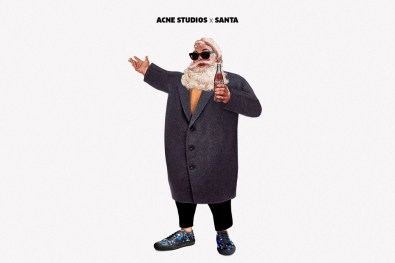 Joint London - Designer Santa