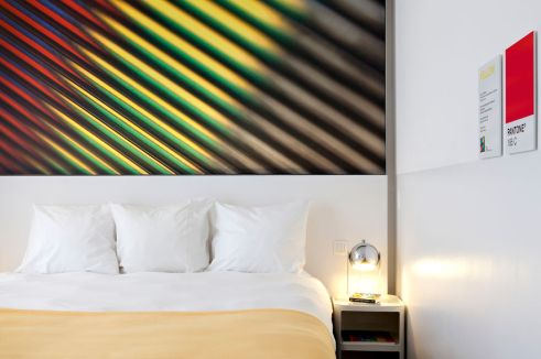 Pantone Hotel ©Sven Laurent